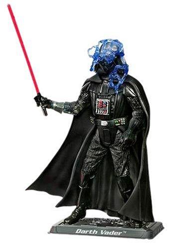 STAR WARS Colección Saga #045 Darth Vader Battle at Endor