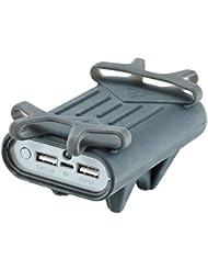 Topeak Smartphone Halter mit PowerPack Akku, TSPH-1
