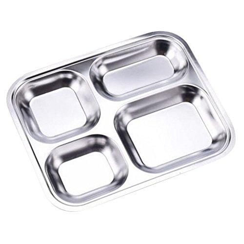 highdas-2-ensembles-acier-inoxydable-stainless-steel-enfants-4-grille-plaques-divided-divise-ustensi