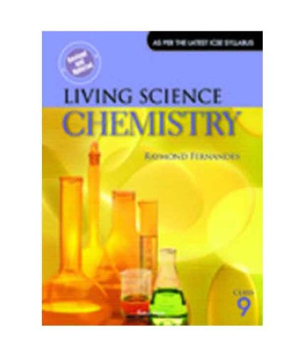 ICSE Living Science Chemistry 9