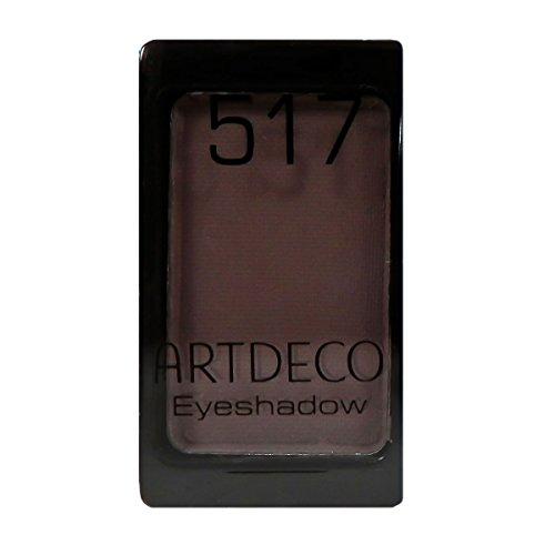 Artdeco Magnetlidschatten Matt 517, chocolate brown, 1er Pack (1 x 8 g)