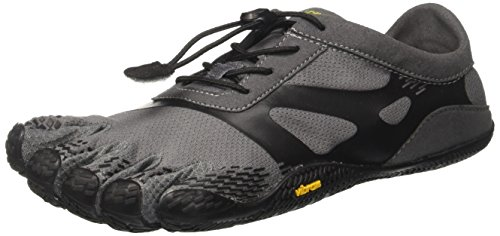 Vibram Five Fingers Kso Evo, Sneakers Homme Violet (Grey / Black)
