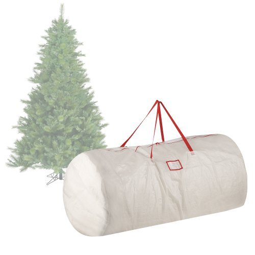 Storage Bag Tree (Elf Stor Premium White Holiday Christmas Tree Storage Bag, Large(30 x 60 Bag) by Elf Stor)