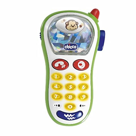 Chicco - 00060067000000 - Vibreur - Téléphone