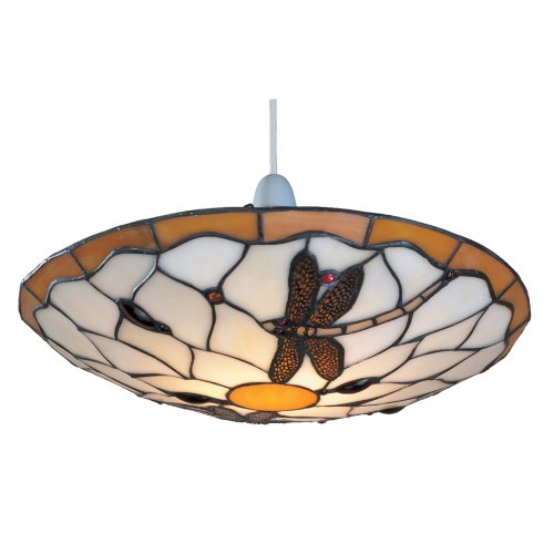 lights4less-dragonfly-brown-tiffany-uplighter-pendant-shade-pm5002