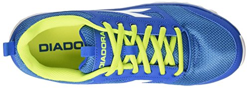 Diadora Hawk 6 Scarpe Da Corsa Uomo Blu azzurro bianco