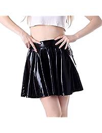 Amazon.es: Falda negra - Ropa especializada: Ropa