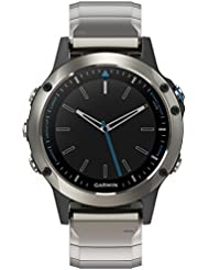 Garmin Damen-Armbanduhr Digital One Size, silber