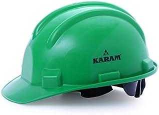 Karam PN521 Safety Helmet, Green