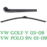 Aero Disco de limpiaparabrisas trasero golf v 5 Polo 9N
