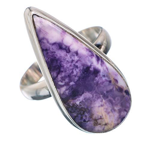 Tiffany Stone, Tiffany Stein 925 Sterling Silber Ring 7.5