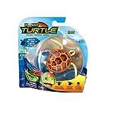 Robo Turtle - Die schwimmende Roboter Schildkröte - Braun [UK Import]