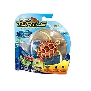 Robo Turtle – Tortue Robot – Marron