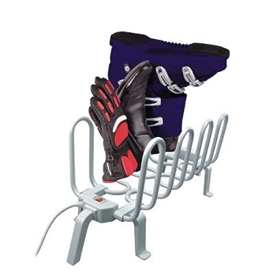 ORAVA Elektrischer Schuhtrockner für bis zu 4 Paar Schuhe oder Handschuhe gleichzeitig, weiß, SW-470 von ORAVA - Heizstrahler Onlineshop