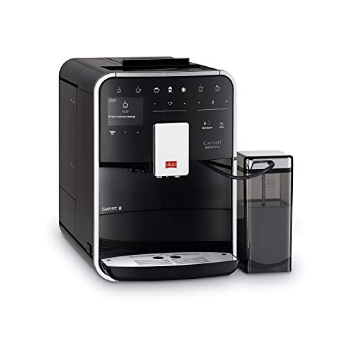 Melitta F85/0-102 Barista TS Smart Coffee Machine, 1450 W, 1.8 liters, Black thumbnail
