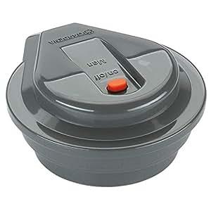 Gardena 124920 Module de commande programmable d'électrovanne d'arrosage 9 V, Orange