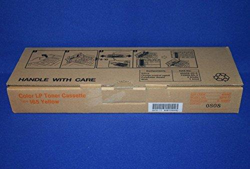 Preisvergleich Produktbild Ricoh 404213 type 165 Tonerkartusche 6.000 Seiten, gelb