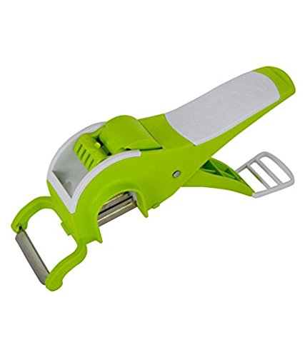 H-Store 2 in 1 Multi Cutter Vegetable And Fruit Cutter, Peeler
