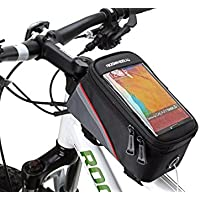 Lohai® Ciclismo | ROSWHEEL Bicicletta borsa telaio