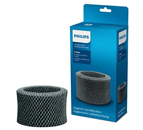 Philips FY2401/10 Luftbefeuchtungsfilter (für Philips Luftbefeuchter HU4814, HU4813, HU4811, HU4803, HU4801) schwarz