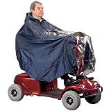 Ability Superstore - Poncho impermeable para vehículo para personas con movilidad reducida