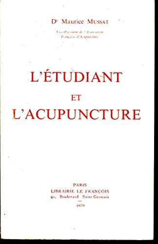 L'Etudiant et l'acupuncture