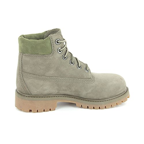 Timberland - Premium Boot - Mixte Junior Canteen Waterbuck Nubuck