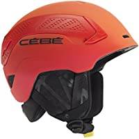 Cébé Trilogy, Casco de esquí, Rojo (Trilogy Red Orange), ...