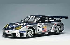 autoart porsche 911 996 GT3 RSR ALMS alex job 2005 car 1.18 scale diecast model by autoart