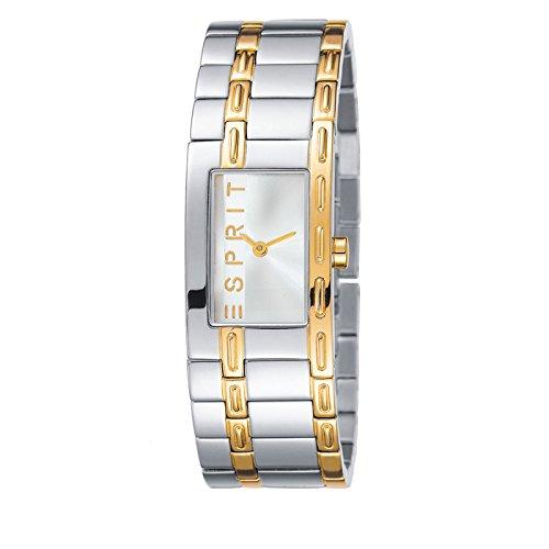 Esprit ES900512007 - Orologio da polso donna, acciaio inox, colore: multicolore