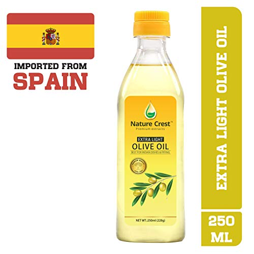 Nature Crest Extra Light Olive Oil - 250ml