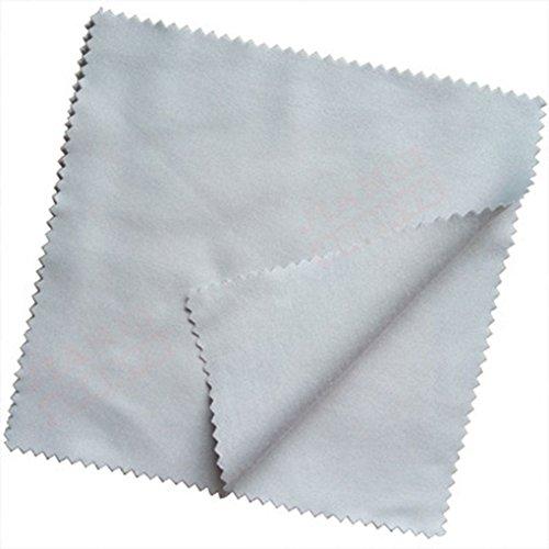 Censhaorme 1Pcs Sonnenbrillen Brillenputztuch aus Mikrofaser sauberen Linsen Tuch Wipes