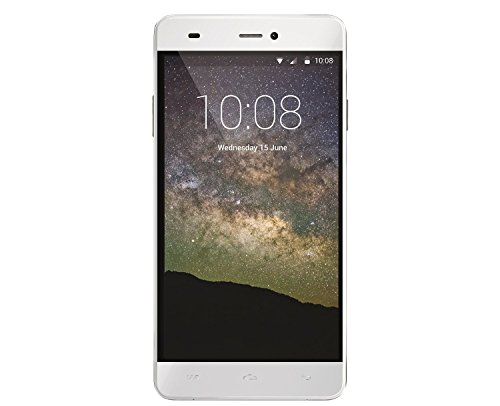 Hyve Storm Android Smartphone (snow White, 16gb)