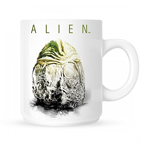 Alien Mug Egg Geek Store Cups Mugs (Flag Fantasy Final)