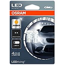Iluminación interior LED Osram 2880YE-02B, juego de 2 unidades