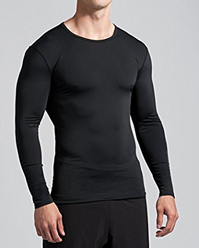 Bloomun Full Sleeve Compression / Inner Tops - Black