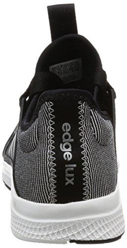 adidas Edge Lux W, Scarpe da Ginnastica Donna Nero (Negbas/Ftwbla/Plamet)