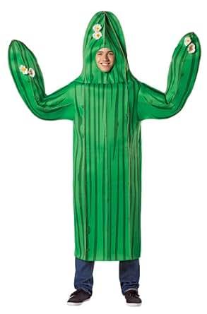 Rasta Imposta 199621 Cactus Costume - Vert - Taille unique la plupart des adultes