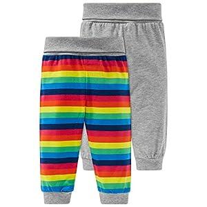 Schiesser Pantalones de Pijama (Pack de 2) para Bebés 15