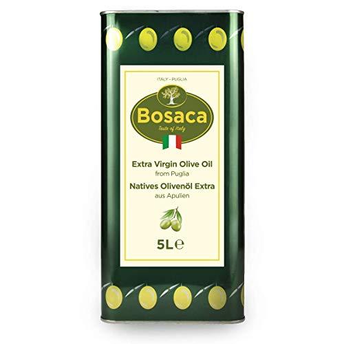 Olio extravergine di oliva premium - 5 l - olio 100% pugliese/italiano - garanzia soddisfatto o rimborsato
