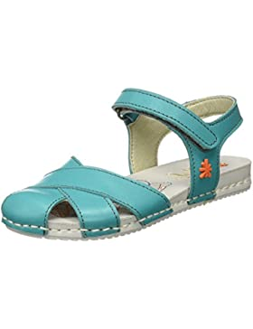 Art Kids PAN EU Mädchen A272 Sandalen mit Knöchelriemen