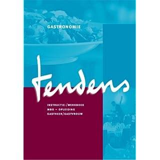 Tendens GHV instructie-/werkboek Gastronomie