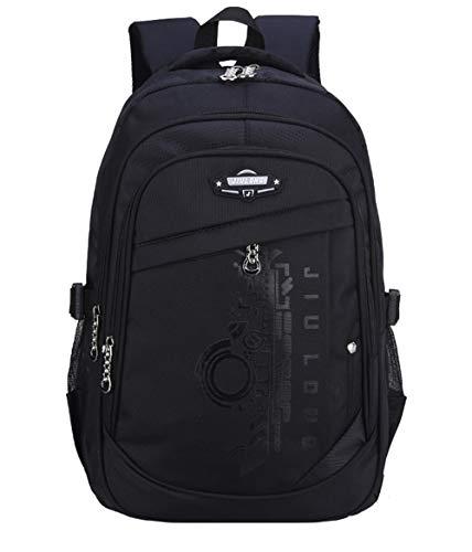 HCXIN Unisex Fashion Lässig Backpack Groß Wasserdicht Daypack Outdoor Sport Rucksack Schule Schultasche Jungen