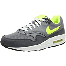 Nike Air Max 1 (GS) Schuhe cool grey-volt-anthracite-white- 37,5