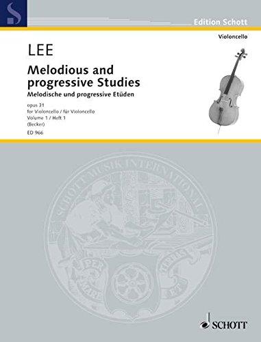 melodious-and-progressive-studies-heft-1-op-31-violoncello-edition-schott