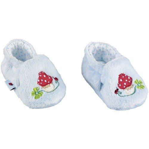 Baby ciondoli scarpe da bambino, azzurro, modello # 93652