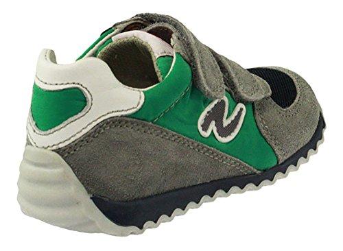 Naturino, Sneaker bambini grigio Grau Beige