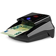 Detectora de billetes falsos Detectalia D7 lista para nuevos billetes de 100 y 200 euros