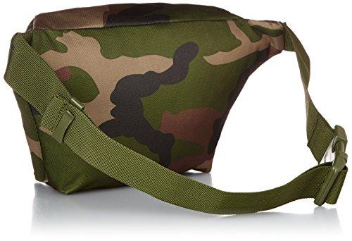 Herschel Supply Company Siebzehn Sport Taille Pack, 18, schwarz (schwarz) - 10017-00001-OS Woodland Camo/Multi Zipper