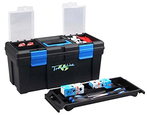 TrendLine Werkzeugkoffer MC Plus 20, Trageschale, 51x24 cm, Werkzeugkiste